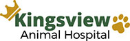 Kingsview Animal Hospital Logo